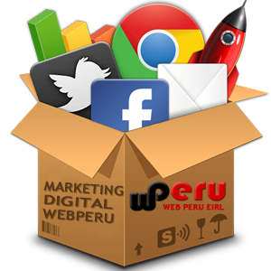 Marketing Digital Web Peru